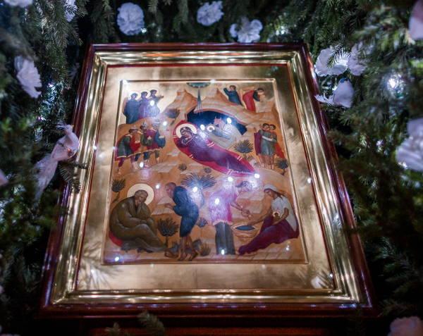 weihnachten orthodoxe kirche zu ehren der. Black Bedroom Furniture Sets. Home Design Ideas